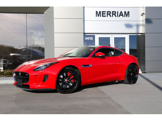 2015 Jaguar F-TYPE S Merriam KS