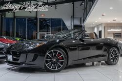 Jaguar F-TYPE V6 S Convertible MSRP $96,988+ 2015