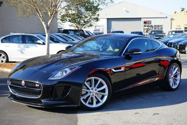 2015 Jaguar F-TYPE V6 S San Rafael CA