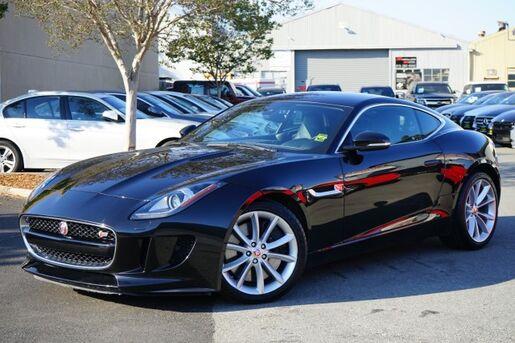 2015_Jaguar_F-TYPE_V6 S_ San Rafael CA