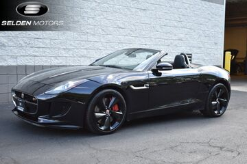 2015_Jaguar_F-TYPE_V6 S_ Willow Grove PA