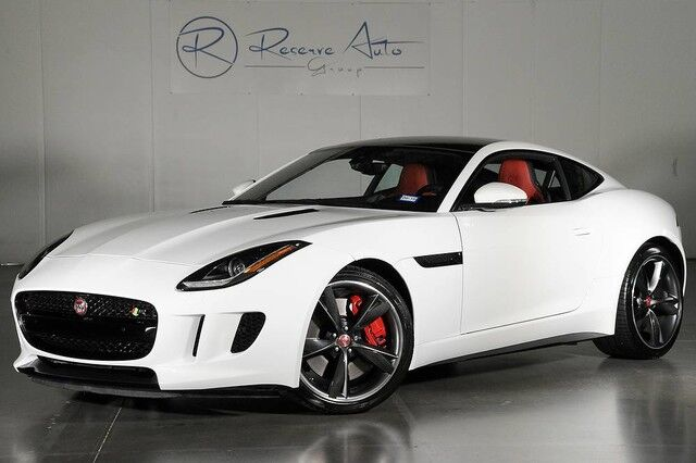 2015 Jaguar F-TYPE V8 R Coupe The Colony TX