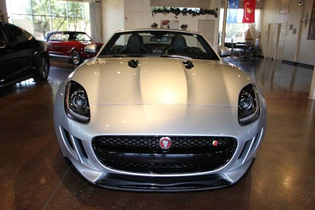 2015 Jaguar F-TYPE V8 S Convertible 2D Scottsdale AZ