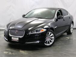 2015_Jaguar_XF_I4 T Premium / 2.0L Turbocharged Engine / RWD / Sunroof / Navigation / Rear View Camera / Heated Leather Seats / Push Start_ Addison IL