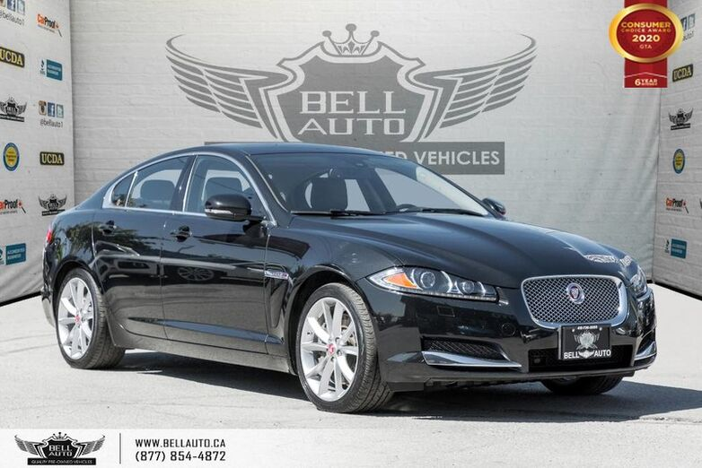 2015 Jaguar XF Luxury, AWD, NO ACCIDENT, 8-SPEED, NAVI, SENSORS, SUNROOF Toronto ON