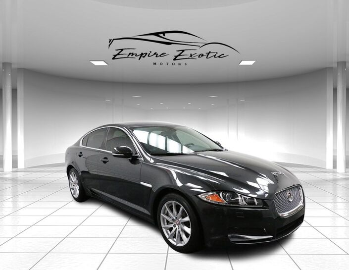 2015 Jaguar XF Premium *NAVIGATION, BLUETOOTH, REAR VIEW CAMERA* Addison TX