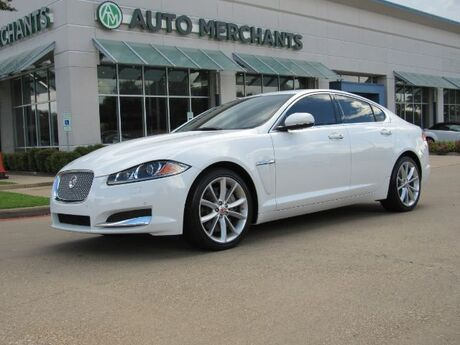 2015 Jaguar XF-Series XF 3.0 Sport NAV, SUNROOF, HTD/COOLED STS, BLIND SPOT, BACKUP CAM, PARK AID, BLUETOOTH, MERIDIAN Plano TX