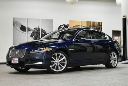 2015_Jaguar_XF_V6 Portfolio AWD_ Boston MA