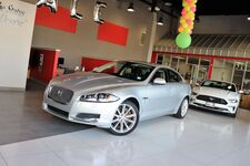 2015 Jaguar XF V6 Portfolio Heated Windshield Sunroof Navigation 1 Owner
