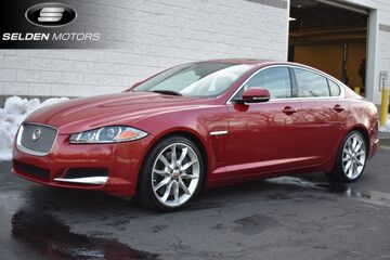 2015_Jaguar_XF_V8 Supercharged_ Willow Grove PA