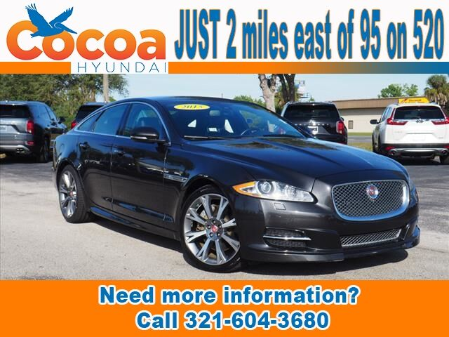 2015 Jaguar XJ Base Melbourne FL