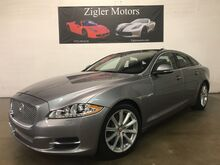 2015_Jaguar_XJ_Pano Roof One Owner_ Addison TX