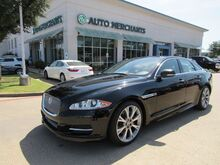 2015_Jaguar_XJ-Series_XJ LEATHER, DUAL MOONROOF, HTD SEATS, BLIND SPOT, BACKUP CAM, UNDER FACTORY WARRANTY_ Plano TX