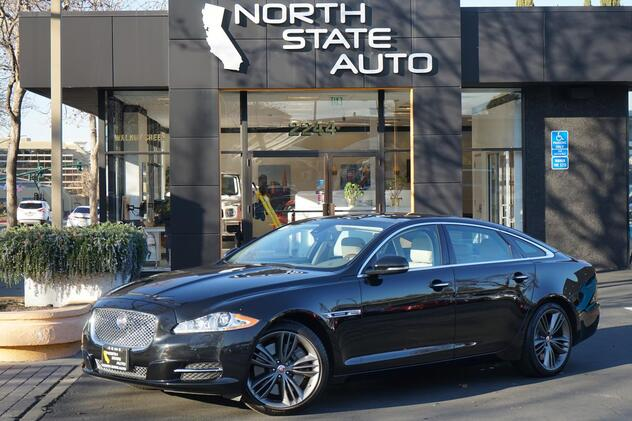 2015_Jaguar_XJ_XJL Supercharged_ Walnut Creek CA