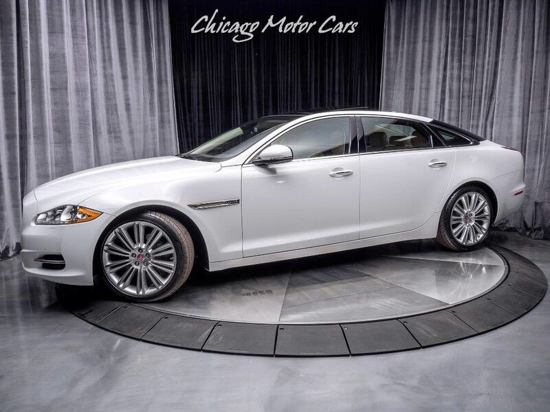 2015_Jaguar_XJL Portfolio AWD_Sedan **MERIDIAN SOUND SYSTEM**_ Chicago IL