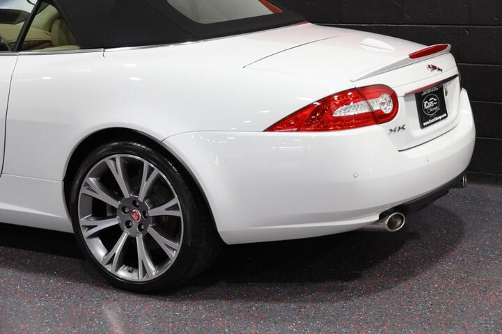 2015 Jaguar XK 2dr Convertible Chicago IL