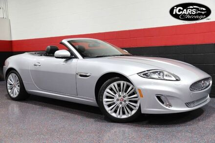 2015_Jaguar_XK_2dr Convertible_ Chicago IL