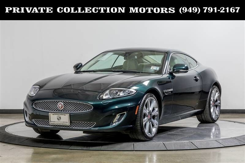 2015_Jaguar_XK_One Owner MSRP $86,295_ Costa Mesa CA
