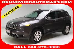 2015_Jeep_Cherokee_4WD 4dr Limited_ Brunswick OH