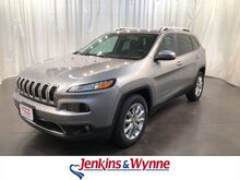 2015_Jeep_Cherokee_4WD 4dr Limited_ Clarksville TN