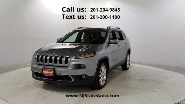 2015 Jeep Cherokee 4WD 4dr Limited Jersey City NJ