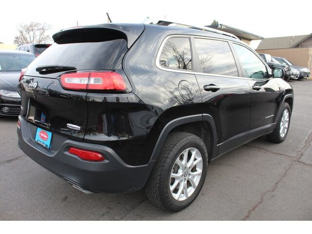 2015 Jeep Cherokee 4WD Latitude Bend OR