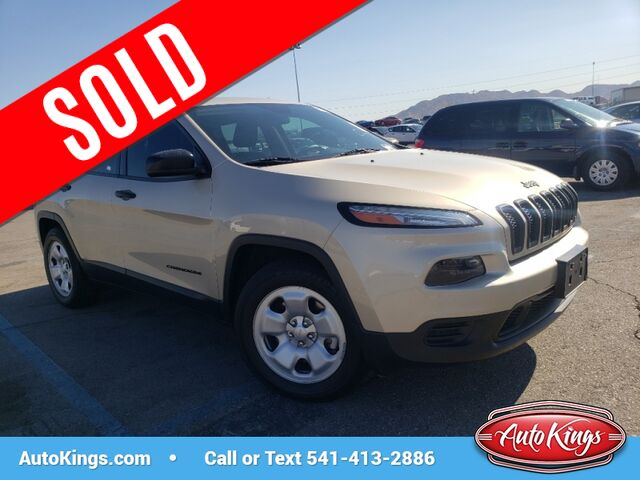 2015 Jeep Cherokee 4WD Sport Bend OR