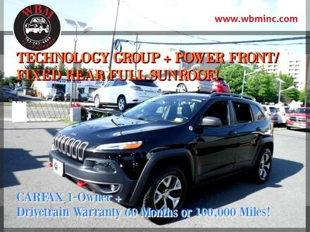 2015_Jeep_Cherokee_4WD Trailhawk_ Arlington VA