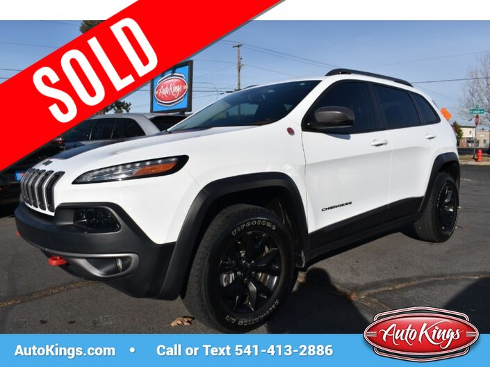 2015 Jeep Cherokee 4WD Trailhawk Bend OR