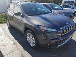 2015 Jeep Cherokee 4d SUV 4WD Limited V6