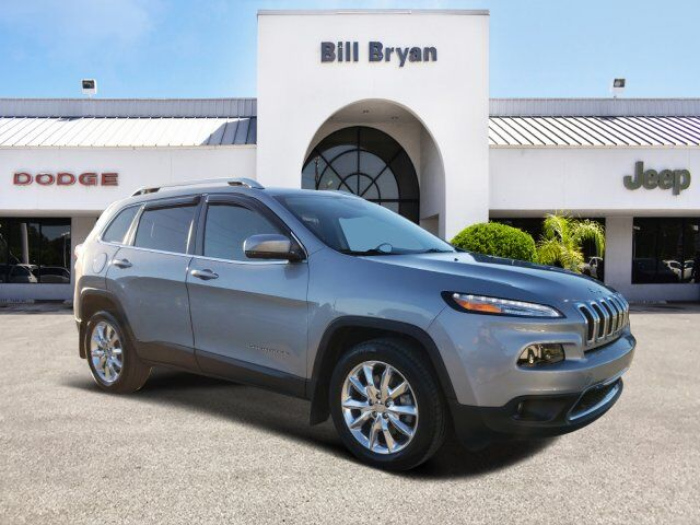 2015 Jeep Cherokee FWD 4DR LIMITED Leesburg FL