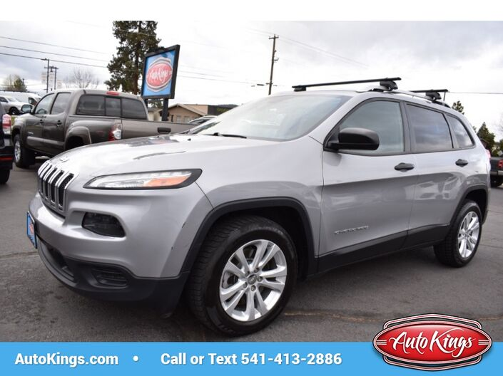 2015 Jeep Cherokee FWD Sport Bend OR