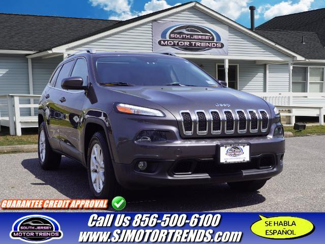 2015 Jeep Cherokee LATITUDE Vineland NJ