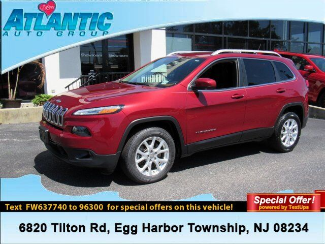 2015 Jeep Cherokee Latitude Egg Harbor Township NJ