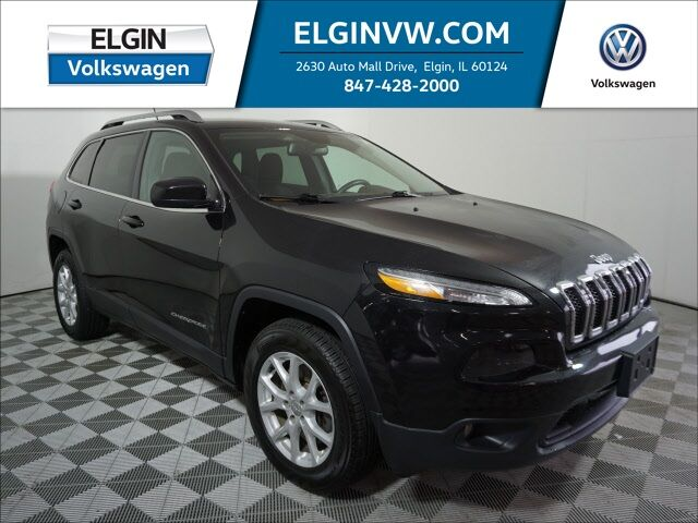 2015 Jeep Cherokee Latitude Elgin IL