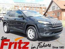 2015_Jeep_Cherokee_Latitude_ Fishers IN