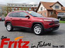 2015_Jeep_Cherokee_Latitude_ Fishers IN