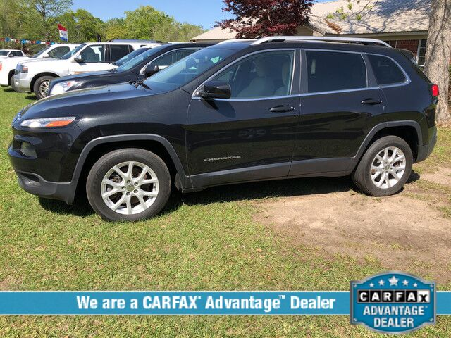 2015 Jeep Cherokee Latitude Mobile AL