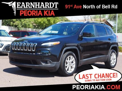 2015_Jeep_Cherokee_Latitude_ Peoria AZ