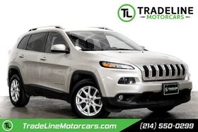 2015_Jeep_Cherokee_Latitude REAR VIEW CAMERA, BLUETOOTH, CRUISE CONTROL AND MUCH MO_ CARROLLTON TX