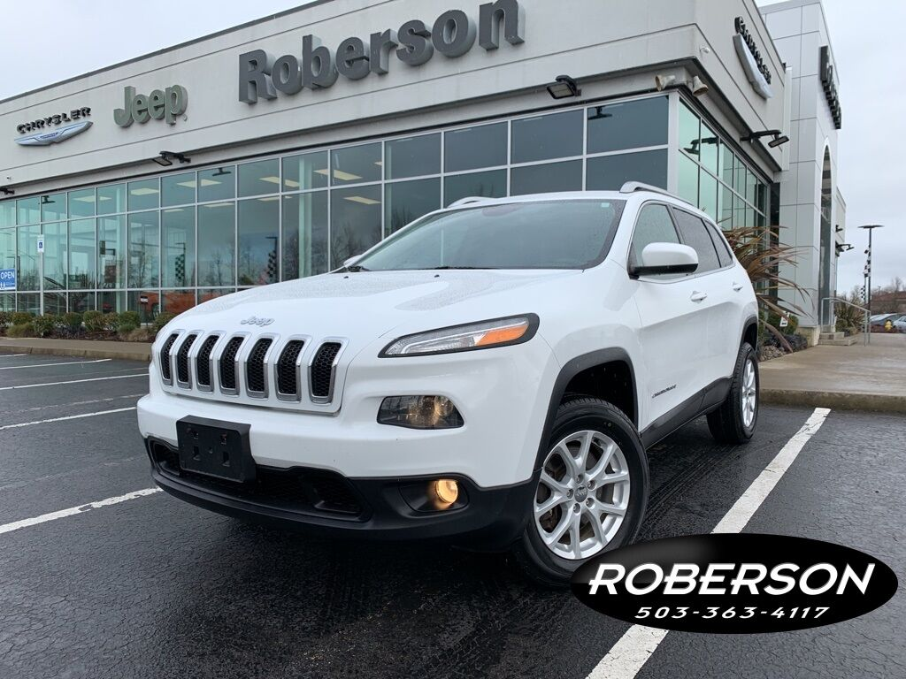 2015 Jeep Cherokee Latitude Salem OR