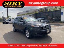 2015_Jeep_Cherokee_Latitude_ San Diego CA