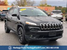 2015 Jeep Cherokee Latitude South Burlington VT
