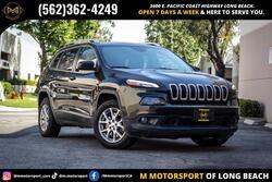 Jeep Cherokee Latitude Sport Utility 4D 2015