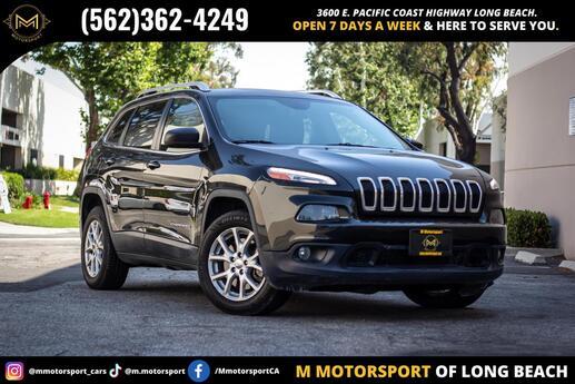 2015 Jeep Cherokee Latitude Sport Utility 4D Long Beach CA