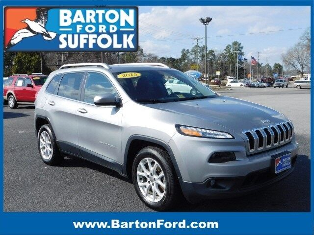 2015 Jeep Cherokee Latitude Suffolk VA