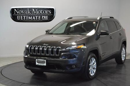 Jeep Cherokee Latitude True North 2015