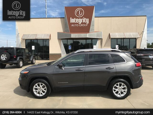 2015 Jeep Cherokee Latitude Wichita KS