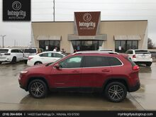 2015_Jeep_Cherokee_Latitude_ Wichita KS