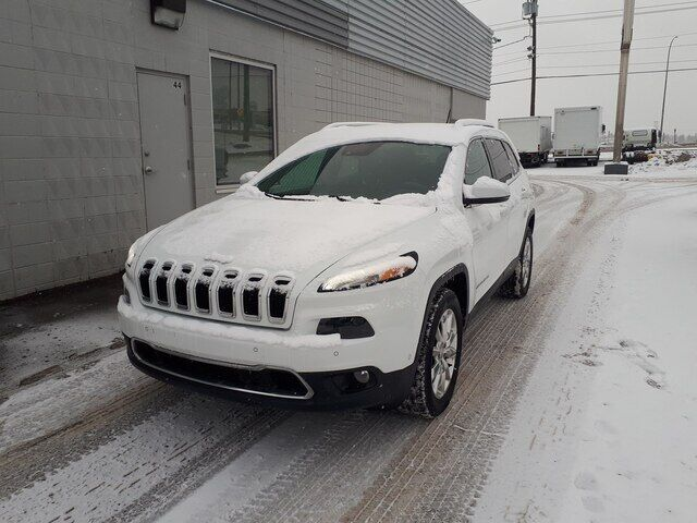 2015 Jeep Cherokee Limited | Leather | Pano Roof | NAV Calgary AB